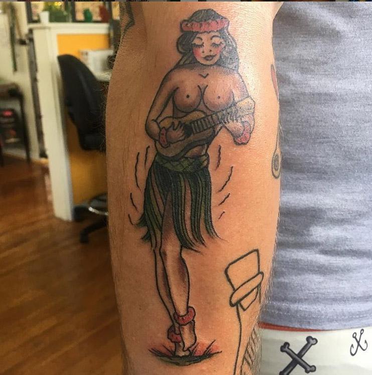 Lahaina tattoo 12