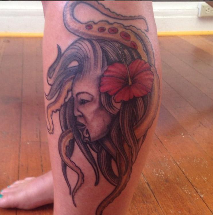 Lahaina tattoo 2