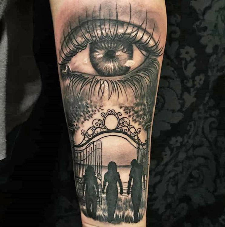 Maui Tattoo artist image