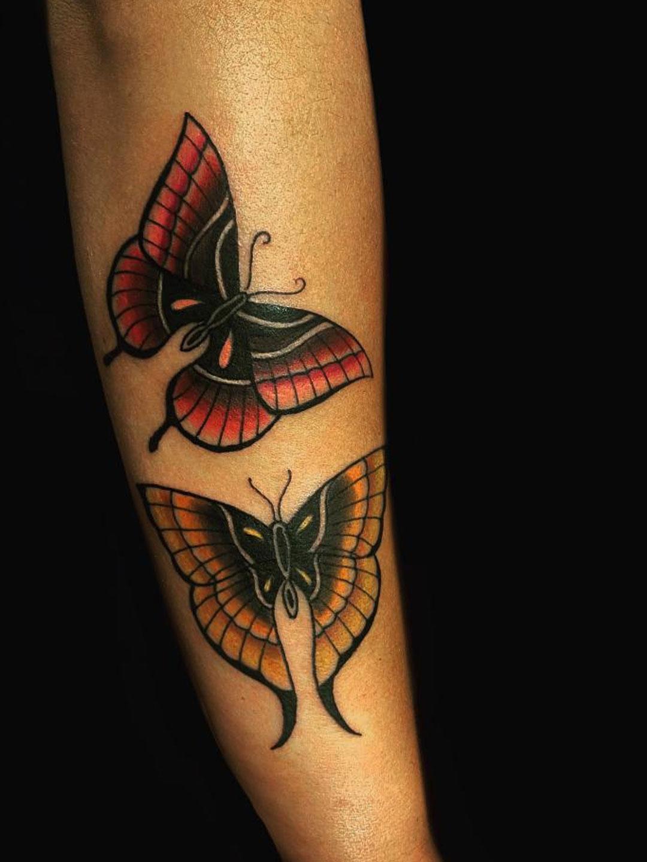 Maui Tattoo Artist women's tattoo